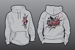 RC4WD Ultimate Pullover Hooded Gray Sweatshirt (M)