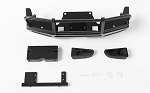 Trifecta Front Bumper for Mojave II 2/4 Door Body Set (Black)