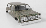 RC4WD Chevrolet Blazer Hard Body Set (Digital Camo)