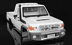 Toyota Land Cruiser LC70 1/10 Hard Body Kit