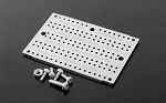 Metal Step for Tamiya 1/14 Truck Chassis (Style B)