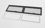Side Window Guards Pair for Land Rover Defender D90