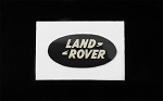 Land Rover Emblem for Defender D90 Body (Black)