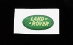 Land Rover Emblem for Defender D90 Body (Green)