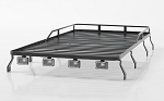 Roof Rack w/Lights for Defender D110