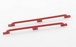 Side Body Guards for 1/18 Gelande D90 (Red)