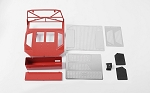 Rear Tube Bed w/Mud Flaps for Trail Finder 2 (Red Style B)
