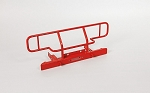 Rhino Front Bumper for RC4WD Gelande 2 Cruiser (Red)