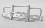 Kangaroo Front Bumper for Mojave II 2/4 Door Body Set (Silver)