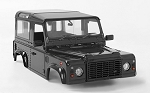 RC4WD Land Rover Defender D90 Body Set for 1/18 Gelande II