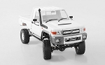 RC4WD TF2 LWB w/ Land Cruiser LC70 Body Set Bundle