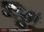 Trail Finder 2 Truck Kit