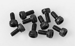Steel Head Socket Cap Screws M1.6 x 3mm (10)