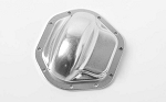 D44 Aluminum Diff Cover (Silver)