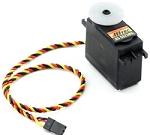 Hitec HS-5625MG Digital Programmable Super Torque Servo with Metal Gear Train