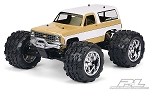 Pro-Line 1980 Chevy Blazer Body will fit Scaler and Crawler