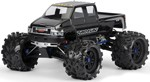 Pro-Line GMC Top Kick Clear Body Fit Scale Crawler