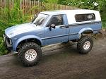 Hilux Body Bed Topper Kit