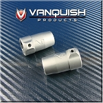 Wraith Aluminum Lockouts (Silver)