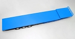 1/14 Scale Full Metal Transporter Trailer (Blue)