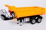 1/14 Earth Mover 490 Hydraulic Semi End Dump (Tipper)