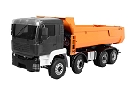 1/14 4x8 Armageddon Hydraulic Dump Truck (Orange)