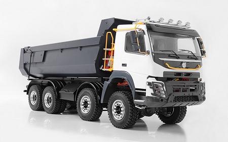 New Hess Truck 2018 >> 1/14 8x8 Armageddon Hydraulic Dump Truck (FMX)