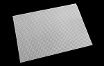 Scale Diamond Plate Aluminum Sheets (Style A)