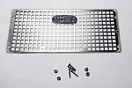 1/10 Land Rover D90 Metal Grill
