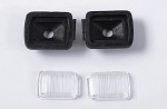 Turn Signal Clear Light Set for Tamiya CC01 Jeep Wrangler