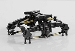Scale Rear Suspension System for Tamiya 1/14 Semi Trucks