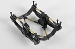 Scale Rear Suspension System for Armageddon 1/14 Trucks