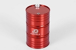 1/10 Red Hydraulic Oil Tank (100ml)