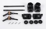 RC4WD Portal Front Axles for Axial AX-10 Axles (Scorpion, SCX10)