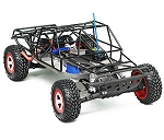 Black Tube Chassis for Traxxas Slash