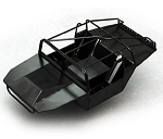 Subzero Scale Steel Chassis (Black)