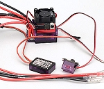 Outcry Crawler Dual Motor ESC w. Fan & TurboBEC