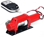 Bulldog 9300XT Wireless Winch (Red)