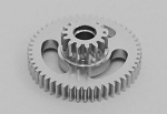 Aluminum 50T Counter Gear for Clod Buster