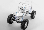 Timberwolf Scale Crawler Kit (Bolted Chrome)