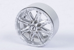 Raceline Octane 2.2 Single Beadlock Wheel (Sliver)