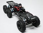 Worminator 6x6 RTR Truck with Brushless System