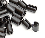Long Steel Black Spacer (10)
