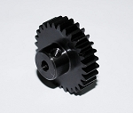 28 tooth 32P Steel Pinion Gear