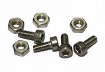 Winch Hold down screws (4)