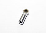 Aluminum M4 Rod End with Steel Ball (1)
