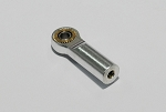 Aluminum 4-40 Rod End with Steel Ball (1)