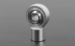 Aluminum Mini M3 Rod End with Steel Ball (1)