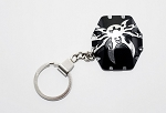 Poison Spyder Bombshell Diff Cover KeyChain