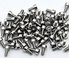 Replacement Silver Socket Head Screws for RC4WD Beadlock Wheels